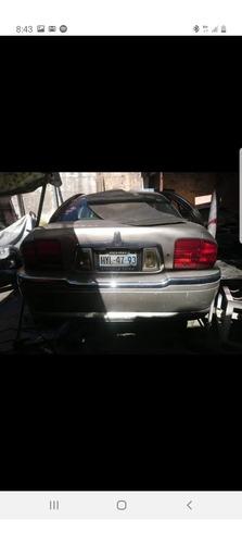 lincoln ls sedan piel deportivo mt 2002
