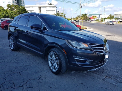 lincoln mkc reserve 2.3 lts 2015 gris cuarzo