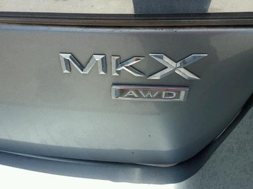 lincoln mkx 2007 awd se vende solamente en partes