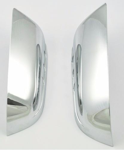 lincoln mkx 2011 - 2015 cubre espejos cromados nuevos!!!