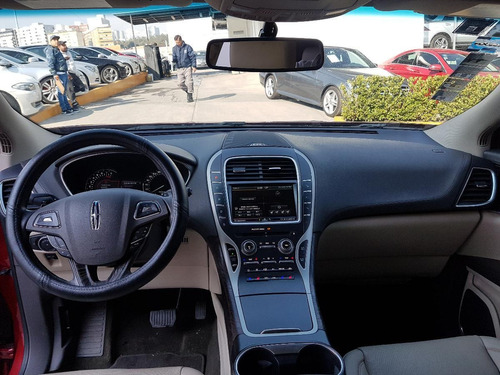lincoln mkx 2016 mkx navigation packa
