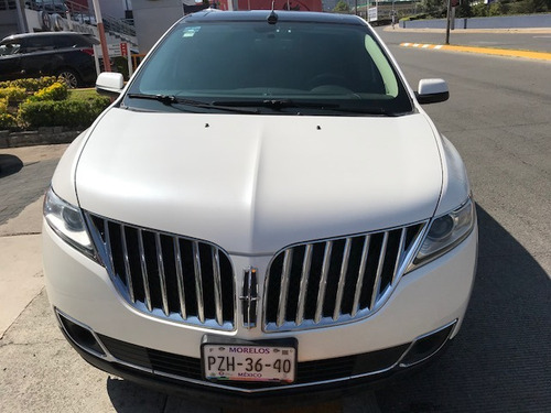 lincoln mkx aut