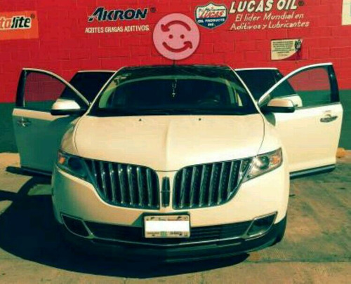 lincoln mkx aut awd 2013
