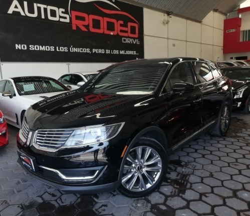 lincoln mkx reserve 2017, at