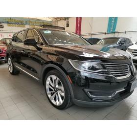 Lincoln Mkx Reserve 2018 V6/2.7l Ta