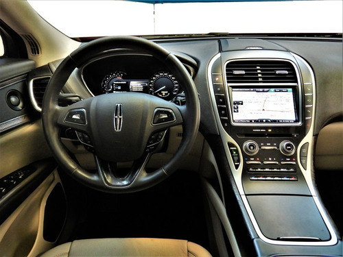 lincoln mkx reserve 2.7 ecoboost piel gps 2016
