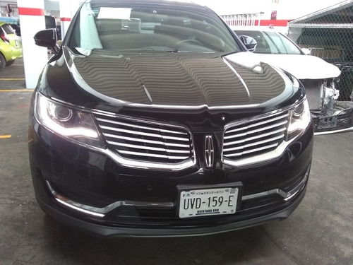 lincoln mkx reserve 2.7 t awd 2017
