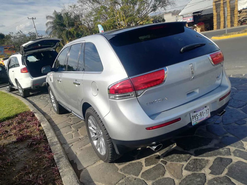 lincoln mkx v6 awd premier piel qc nav 4x4 at 2011