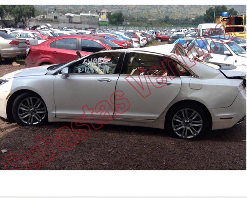 lincoln mkz 2.0 high mt 2013
