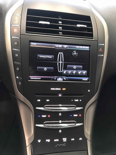 lincoln mkz 2016 4p high
