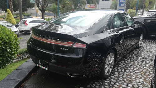 lincoln mkz high 2.0 ecoboost 2016
