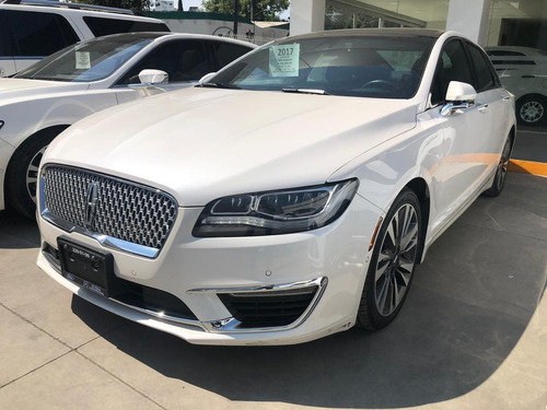 lincoln mkz reserve 3.0 t 2017
