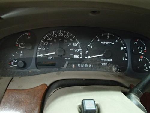 lincoln navigator 2002 se vende solamente en partes