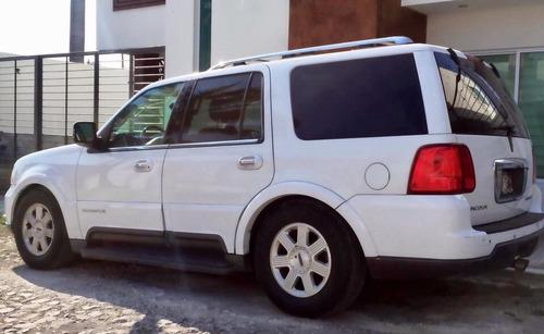 lincoln navigator 2004 venta ó cambio