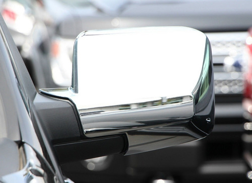 lincoln navigator 2007 - 2015 cubre espejos cromados