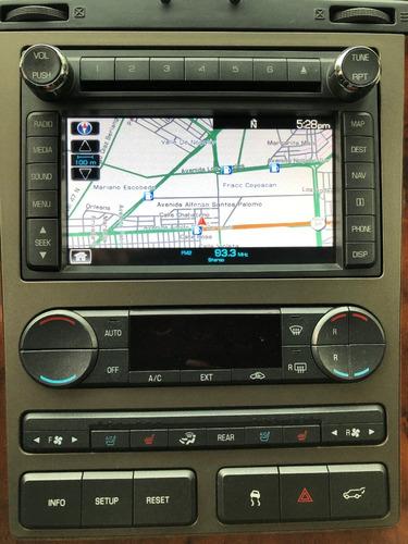 lincoln navigator 2011 mex 100%,piel,q.c.,toda impecable