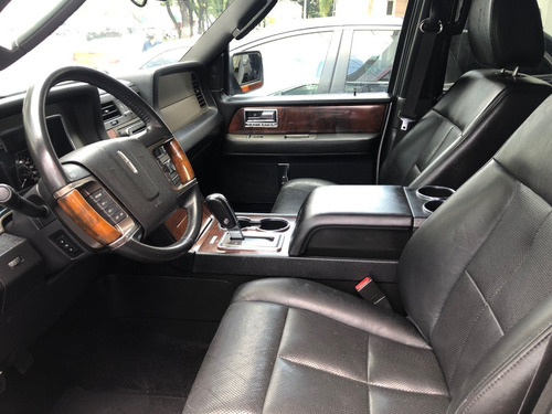 lincoln  navigator  2011  ultimate piel  at