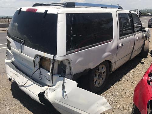 lincoln navigator 2012 blindada por partes - s a q -