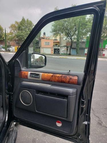 lincoln navigator 5.4 4x2 automatica  recibo tarjetas autos