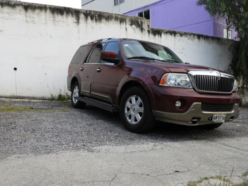 lincoln navigator 5.4 ultimate 4x2 mt 2003