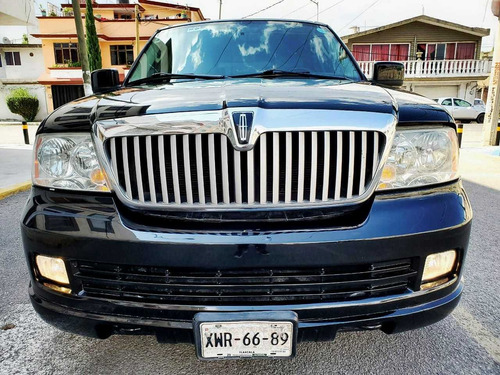 lincoln navigator 5.4 ultimate 4x2 mt 2006