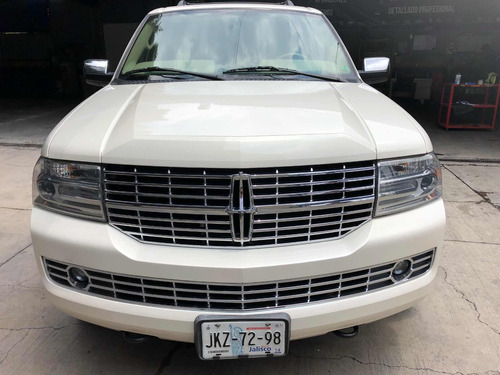 lincoln navigator 5.4 ultimate 4x4 mt 2007