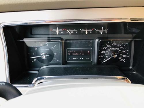 lincoln navigator vagoneta qc dvd r-20 lujo l 4x2 at 2009
