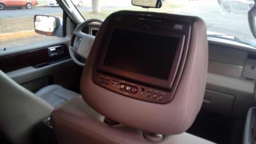 lincoln navigator vagoneta qc dvd r-20 lujo l 4x2 at 2012