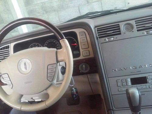 lincoln navigator vagoneta ultime premiere 4x2 at 2008