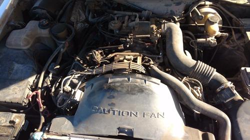 lincoln town car 1997 completo  o partes refacciones