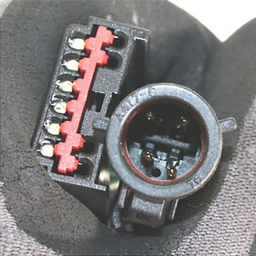 lincoln town car 1998 - 2002 espejo izquierdo electrico