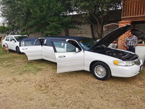 lincoln town car 1998 cartier piel at