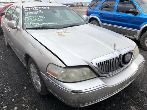 lincoln town car 2003 completo o por partes - s a q -