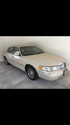 lincoln town car cartier piel at 2001