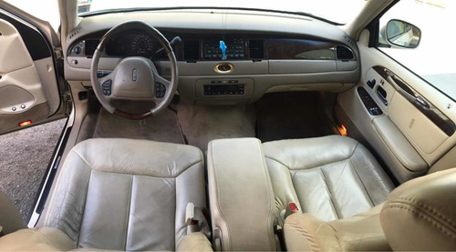 lincoln town car cartier version full