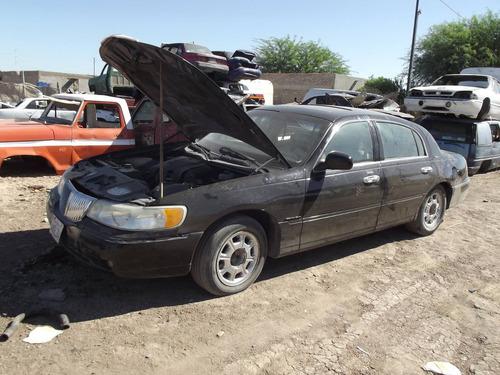 lincoln town car mod.2000 aut.8 cil completo o partes