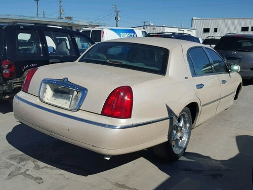 lincoln towncar 1998-2002: cofre