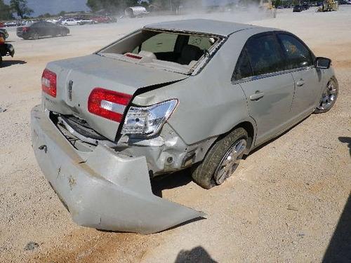 lincoln zephyr 2006 chocado se vende completo o en partes
