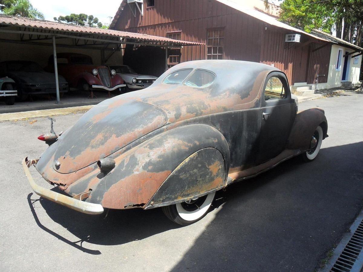 Lincoln Zephyr Coupe 3 Janelas 1937 2 Portas R 250 000 Em Mercado