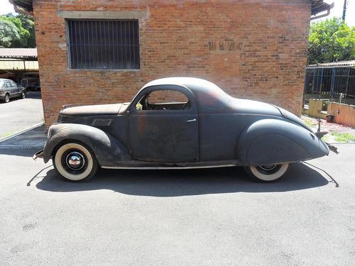 lincoln zephyr coupe 3 janelas 1937 2 portas