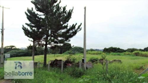 linda área com 7.000m² em araucária - industrial/comercial a 250m do bosque polonês - te0259