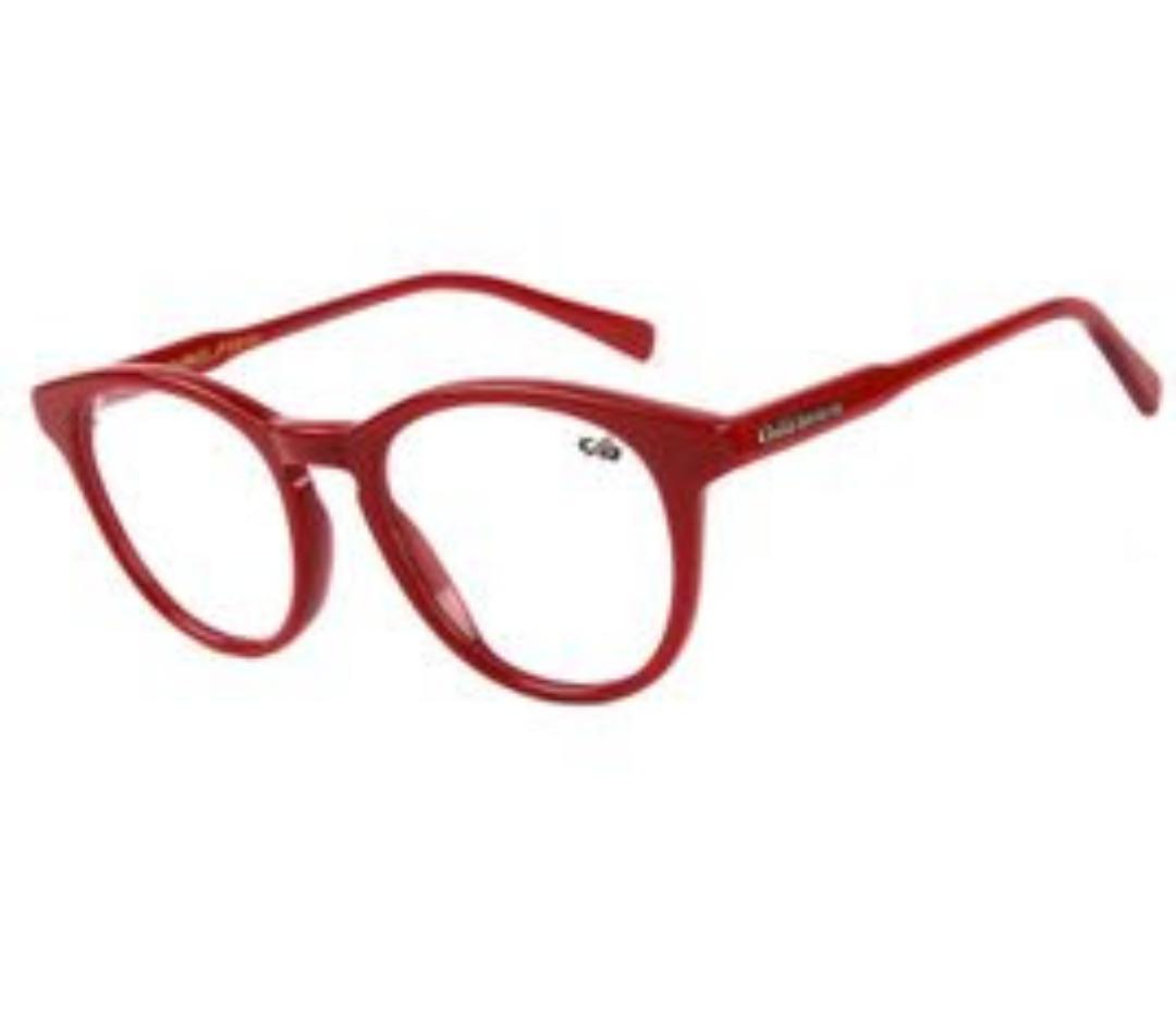 1a66bf184 linda armação de óculos chilli beans - 100% original. Carregando zoom.