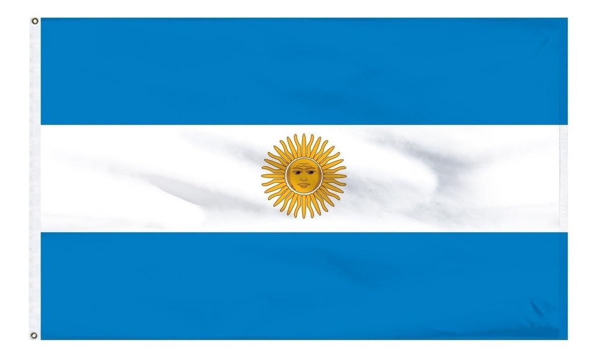 Linda Bandeira Argentina 150x90cm Gigante