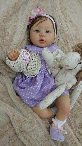 linda bebê reborn letícia! promoção!!