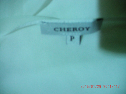 linda blusa -    cheroy               tam: p