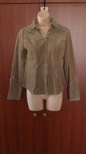 linda  blusa de pana strech americana  liquido..!!