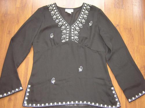 linda blusa india para esta temporada