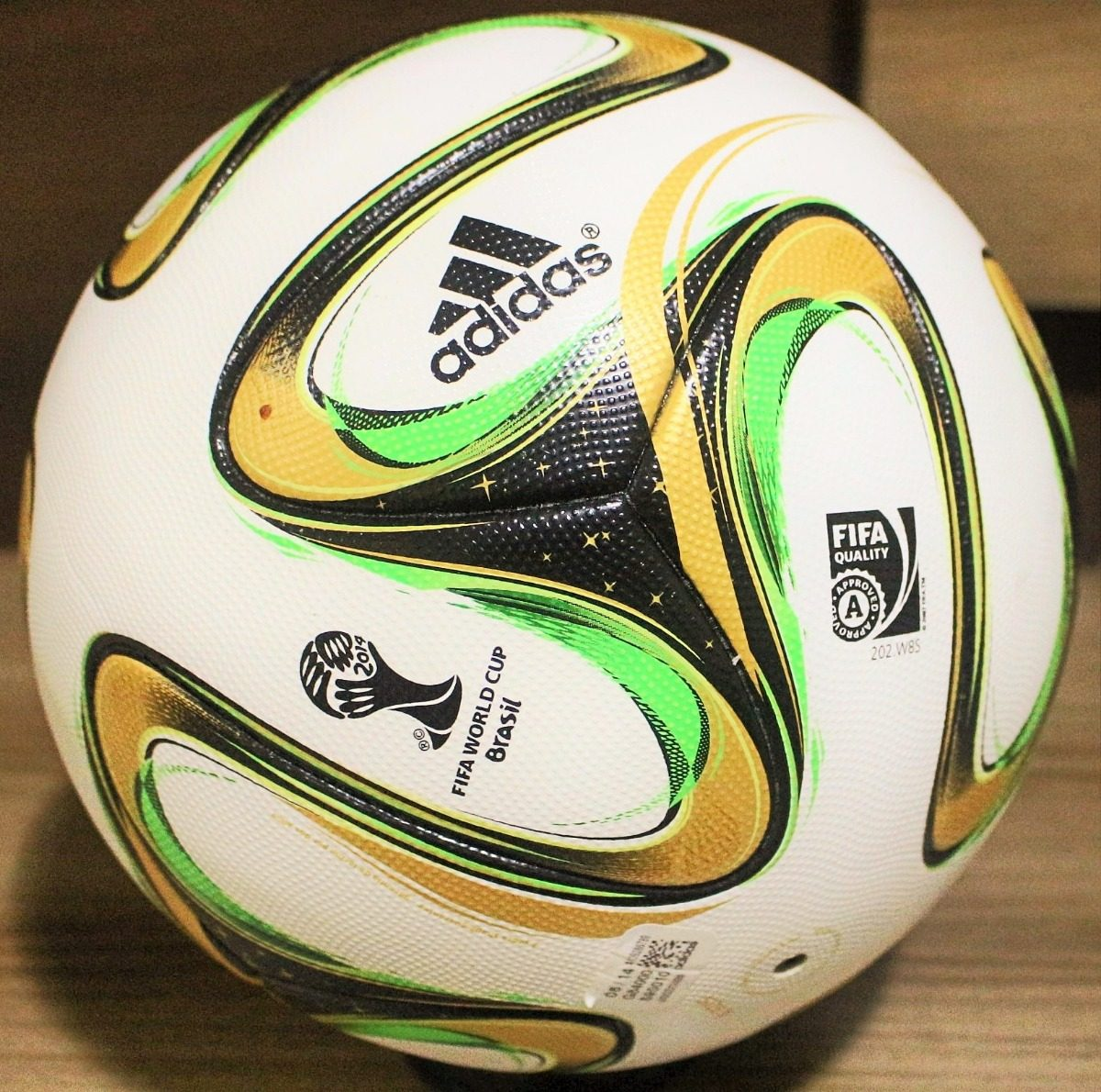 Linda Bola Brazuca Original Final Da Copa Do Brasil 2014 ! - R  990 ... 2c1a5266619d9
