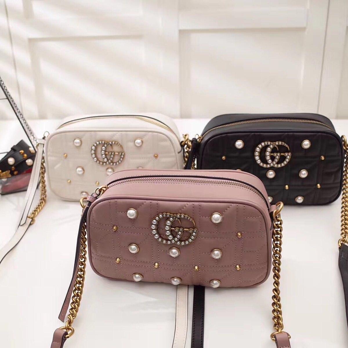 994213871cb39 Linda Bolsa Gucci Pronta Entrega¿no Brasil - R  1.690,00 em Mercado ...