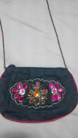 80d7be145 Bolsa Pequena Transversal Oriental - Bolsa de Tecido Femininas no ...